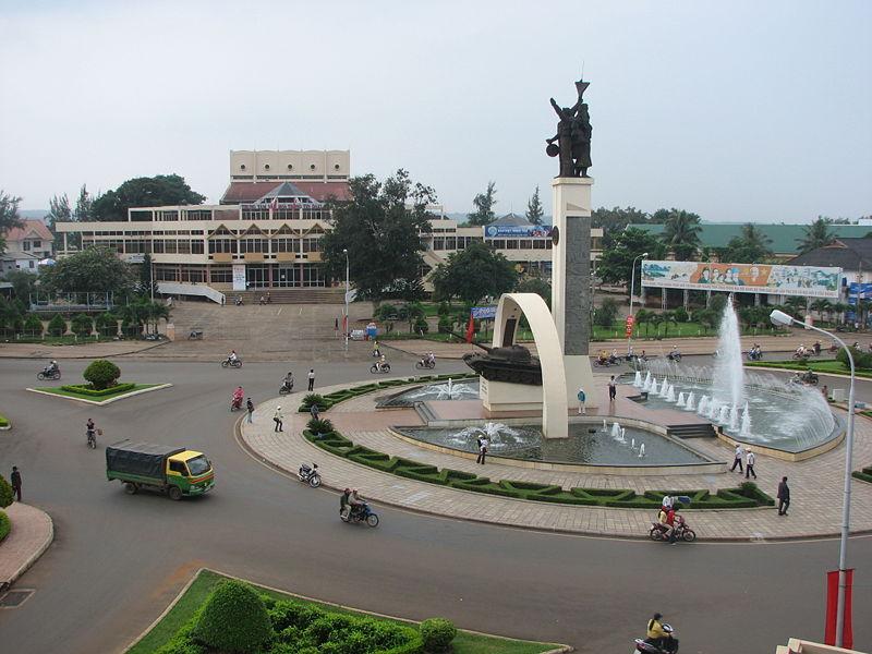Đầu tư 84.000 tỷ đồng xây dựng và phát triển thành phố Buôn Ma Thuột thành đô thị trung tâm vùng Tây Nguyên, giai đoạn 2012 – 2020